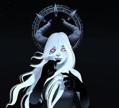 (Lain.C) Tags: utilizator avatar20 anime skinmod thedollfacecoven gift skin free freebie dollarbie promo secondlife sl screenshot monstergirl goth demon zombie ghost ghoul undead witch halloween spooky creepy alien kawaii horror doll yokai