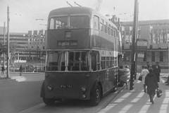 Bradford Trolleybus 758 FKU758 (ianbus1968_72) Tags: bradford trolleybus fku758 but weymann