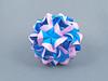 Katya (masha_losk) Tags: kusudama кусудама origamiwork origamiart foliage origami paper paperfolding modularorigami unitorigami модульноеоригами оригами бумага folded symmetry design handmade art