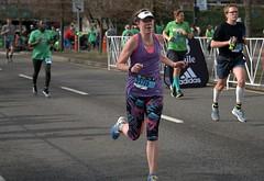 Winning (Scott 97006) Tags: rin runner runners woman female lady ahead guys race racing