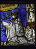 A Premonstratensian Canon (Thad Zajdowicz) Tags: stainedglass glass hansolbeintheyounger apremontratensiancanon religion zajdowicz losangeles california thegettymuseum gettyinspired usa travel color art red blue colour indoor inside museum availablelight lightroom leica creativecommons