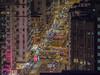 繁華的街道 Street Experience (cyangLtravel) Tags: hong kong bustling nightlife night nightscape city dark neon light lighting vehicles