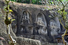 Pura Gunung Kawi Temple Niches (itchypaws) Tags: pura gunung kawi temple niche niches shrine shrines asia indonesia bali 2017 holiday vacation august island