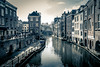 canal view (soundmoods) Tags: canal water reflections houses utrecht thenetherlands view brightday sunny history architecture ancient old city backlight