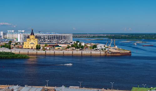 Nizhny Novgorod 3 ©  Alexxx Malev