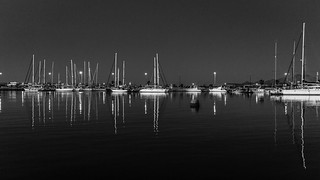 Twilight in Rethymnon