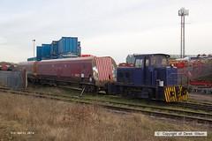 180405-012  499 (Derek Wilson Rail Photo's) Tags: shirebrook whdavis andrewbarclay industriallocos industrialdieselshunters