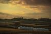 Podlasie in Poland (krzysztofdejneka) Tags: polska podlasie podlaskie łomża pagórki wzgórza rzekanarew drzewa pola wiosna siano zachódsłońca poland hills rivernarew fields spring hay trees sunset