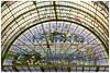 wintertuin ursulinen 7 (Enidanc) Tags: ursulinen onzelievevrouwwaver artnouveau wintertuin belgium stainedglass cupola
