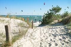 Pelzerhaken (LB-fotos) Tags: ostsee coast küste ocean ozean summer beach strand kiting pelzerhaken water balticsea
