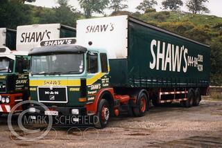 C236PAO MAN SHAWS TRANSPORT