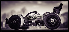 Zack! (genelabo) Tags: zack 42072 lego technic sony lightroom tilt shift monochrome 24mm pullback