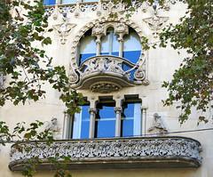 Casa Lleó i Morera (1902-06), Passeig de Gràcia, Barcelona