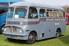 MSU 252 Heritage Transport Show 2018, Detling, Kent (Lowflyer1948) Tags: msu252 ford thames502e 1955 070418heritagetransportshow2018detling