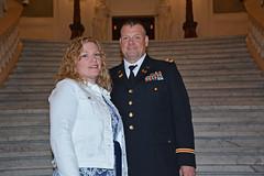 Guard Day at the Capitol 2018 (PANationalGuard) Tags: pa pennsylvania national guard capitol senate house representatives legislators harrisburg