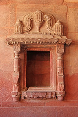 Fatehpur Sikri - (62) (Rubén Hoya) Tags: fatehpur sikri templo palacio capital imperial rajasthan india