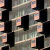 IMG_2539 (morbs06) Tags: meiarchitects rotterdam schiecentrale4b abstract architecture balcony building city colour diagonal facade highrise light lines mesh pattern repetition shadow square stripes windows