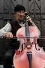 (JuliethCastroR) Tags: chelo art music street people violonchelo cello