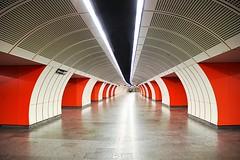 windpipe (Fotoristin - blick.kontakt) Tags: architecture metro subway underground station urban travel curves lines light pipe windpipe fotoristin