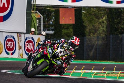 """WSBK Imola 2018 • <a style=""""font-size:0.8em;"""" href=""""http://www.flickr.com/photos/144994865@N06/41465628515/"""" target=""""_blank"""">View on Flickr</a>"""