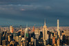 Midtown New York City (alexis boidron) Tags: new york city one world trade center midtown usa united states america empire state building metlife manhattan sunset