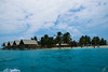 Archipiélago de San Blas - Panamá (carlosbenju) Tags: naturaleza nature verde green blue azul mar sea cielo sky agua water panama islas islands palmera palm playa beach