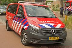 OVD 12-1292 Kennemerland (Martijn Groen) Tags: haarlem haarlemoost nederland netherlands 2018 brandweer firedepartment ovd officier commander mercedes mercedesbenz vito vehicle emergency voertuigen kennemerland