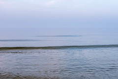 Ruhe - calm II (Rainer ❏) Tags: ruhe calm koserow ückeritz ostsee balticsea usedom welle wave horizont wasser mecklenburgvorpommern color x100f rainer❏