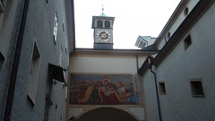 Salzburg, Franziskanergasse [28.08.2014] (b16aug) Tags: altstadt austria aut geo:lat=4779804443 geo:lon=1304416943 geotagged salzburg