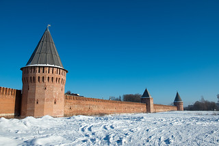 Smolensk wall