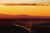 Early Morning Traffic Jam at Darling on the BNSF (Ray C. Lewis) Tags: bnsf seligmansub darling arizona sunrise scenic transportation trains railroad view burlingtonnorthernsantafe northernarizona canon photography railfanning