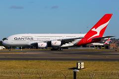 VH-OQF (Mark Harris photography) Tags: spotting yssy sydney aviation canon 5d