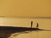 Yellow (dilaynurtezgul) Tags: yellow sarı sunset sky color skycolors colorfulsky seaside sea water silhouette people siluet sunsetsky evening life photograoher love peaceful sand sun calm mar deniz insan ocean beach bay shore