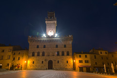Commune Montepulciano (dcnelson1898) Tags: montepulciano tuscany italy town wine travel vacation countryside nightphotography dawn longexposure