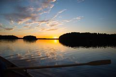 Sunset reflections (talaakso) Tags: finland finnishlake finnishlandscape järvi nikkor28300 nikond610 solnedgång sonnenuntergang sunset terolaakso clouds järvimaisema lake lakekukkia lakelandscape landscape luopioinen maisemakuva pilvet pälkäne sunsetlandscape talaakso beauty d610
