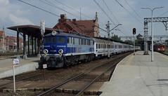 09.05.18 Opole Główne EP07-301 (philstephenrichards) Tags: poland pkp opole pkpintercity ep07