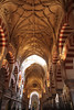 Overhead (Rambling Badger) Tags: cordoba spain andalusia mosquecathedral mezquita interior arches moorish architecture