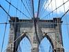 Brooklyn Bridge (kenjet) Tags: bridge brooklyn brooklynbridge span ny nyc newyork newyorkcity cable wire steelwire suspensionbridge iconic icon landmark spanning roadway stone brick