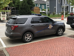 Ford Interceptor - Kentucky State Police (primemover88) Tags: ford explorer police interceptor cruiser kentucky state ksp