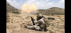 Entrenamiento EZAPAC (Ejército del Aire Ministerio de Defensa España) Tags: ezapac zapadores mortero lanzagranadas alcost alicante escuadróndezapadoresparacaidista ejércitodelaire spanish air force defence grounddefencearea bomb tiro