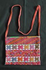 Tenejapa Chiapas Mexico Woven Bag (Teyacapan) Tags: morral shoulderbag mexican handwoven textiles tenejapa chiapas maya