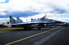 MiG-29AS (Pentakrom) Tags: mikoyan mig29 slovak air force farnborough 2008