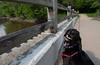 Cortana at Fort Snelling State Park (Tony Webster) Tags: cortana fortsnellingstatepark minnesota pikeisland witatanka bridge dog