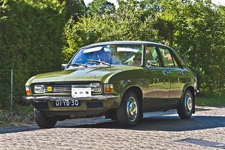 Austin Allegro Saloon 1975 (2140)