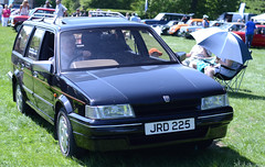 1994 Rover Montego Countryman D T (MattLikesCars) Tags: classic vintage car show huttonintheforest 1994 rover montego countryman d t