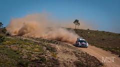 Evans wide shot (optimatprime) Tags: 2018 barritt caminha evans fia ford msport motorsport portugal rally rallydeportugal ss3 wrc fiesta