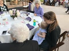 "Christie Talks to Adeline Spejcher  at Lauren Spejcher's Wedding • <a style=""font-size:0.8em;"" href=""http://www.flickr.com/photos/109120354@N07/42437808511/"" target=""_blank"">View on Flickr</a>"