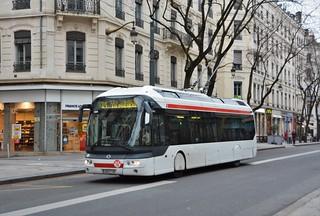 Lyon, Rue de la République 20.01.2018