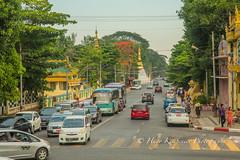 3.154 Gold Bells, 79.569 Diamonds at Shwedagon Pagoda in Yangon-Myanmar. (KyotoDreamTrips) Tags: buddhism burma diamonds gold myanmar shwedagonpagoda yangon yangonregion myanmarburma mm