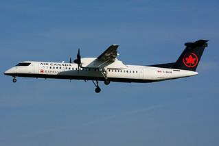 C-GKUK (Air Canada express - JAZZ)